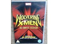 Wolverine and the X-Men Complete DVD Set