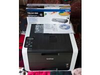 Brother HL 3150CDW Wireless LED Network Printer - Colour- Full Ink