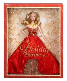 2014 Holiday Barbie Collectors Doll