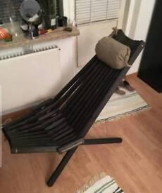 Homemade Wood Chair