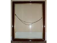 Number of Antique Picture Frames - Victorian & Edwardian - some with prints/pictures