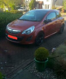 Limited edition corsa d