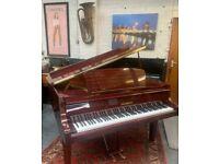 Gebr Neindorf baby grand | Belfast Pianos 🎹 | Free Delivery 🚚 | Walnut