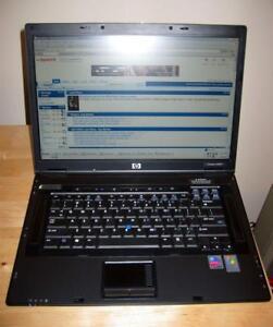 Ordinateur portable Compaq - disque 160g - 1.5g mém.processeur 2ghz