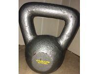 Gold gym 8KG kettlebell