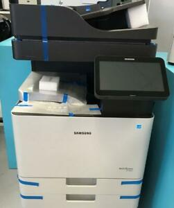 Brand New 11x17 Samsung Monochrom Printer MultiXpress SL-K7500LX 7500 Copier Color Scanner