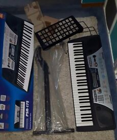 yamaha PSR-175 excellen condition, hardly used