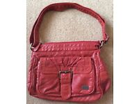 Red Fat Face Bag - New - Cost £35 - Selling At £10