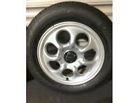 "Seat 15"" Alloy wheels rims"