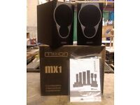 Mission MX1 Bookshelf Speakers, Boxed, as New