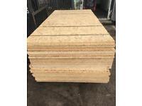 OSB boards, 8x4 sheets, 18mm, OSB sheets