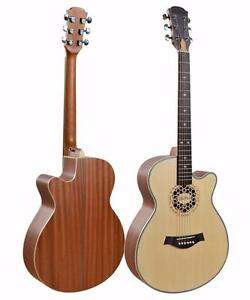 Spanish Look Acoustic Guitar 40 inch iMG847