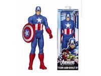 Toys captain america avengers figure brand new in box