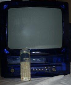 Television/combi video recorder