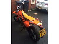 125cc bike for sale. 62 plate. Great condition. £900 OVNO