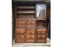 Dark Wood Dresser PRICE REDUCED!