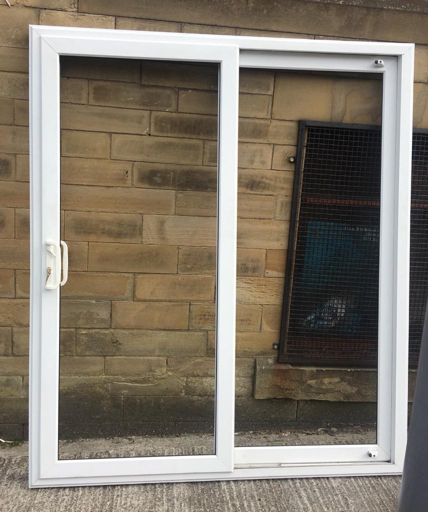 Upvc Sliding Patio Door New Lock 3 Keys Tidy In Bradford West