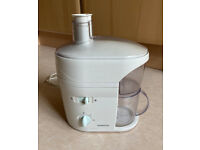 Kenwood Juicer, Model JE550, very good condition, easy to use