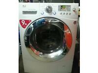 LG inverter direct drive 9kg F1403FD washing machine