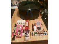 Make Up Bag and Make Up