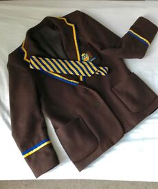 Notre Dame High School girls Blazer with tie