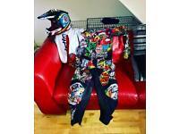 Motorbike clothes mx scrambler