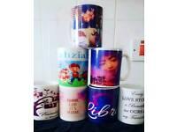 Selfmadecreates personalised mugs