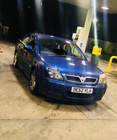 Vauxhall vectra 2.2 Sri petrol no mot