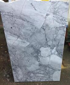 Granite work top (2 pieces) Ideal for small project