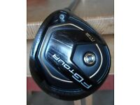 Wilson Staff PG Tour M3 driver with head cover