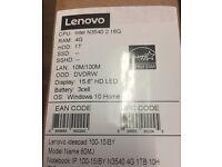 Lenovo ideapad 100-151BY
