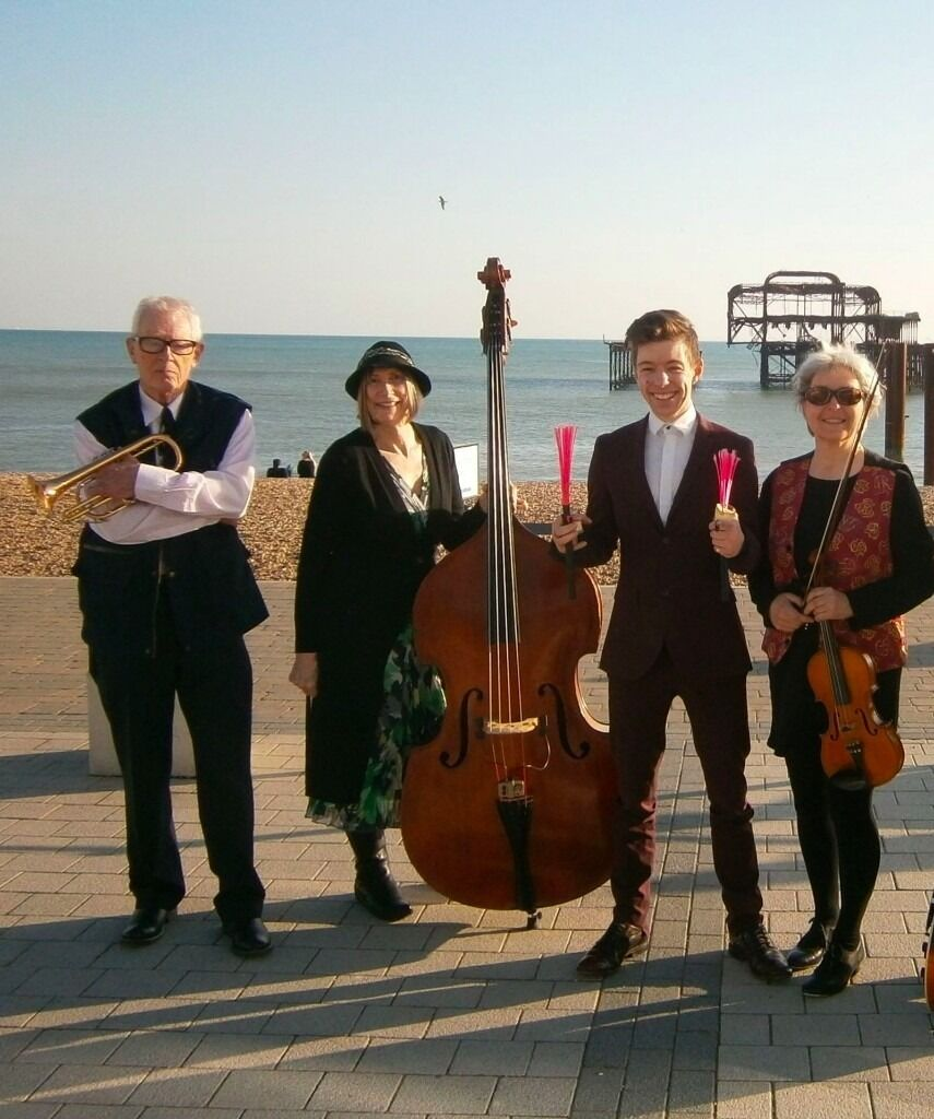 Jazz Band available for gigs
