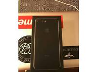 Brand New Apple Iphone 7 Jet black