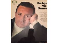The best of Vic Damone