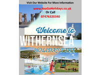 Weekend in June £150 Friday to Monday Holiday home in Withernsea caravan rental hire