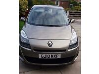 RENAULT DIESEL 1.5 GRAND SCENIC.12 MONTHS MOT.7 SEATS.