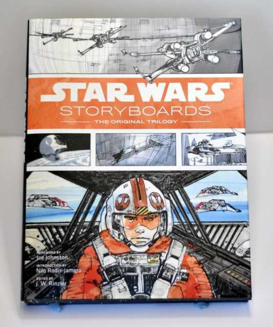 Star Wars Storyboards The Original Trilogy Hardcover New In Stoke On Trent Staffordshire Gumtree