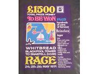 Whitbread race poster