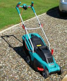 Bosch Rotak 36 mains-electric lawnmower