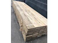 🐝£12.50 Scaffold Style Boards