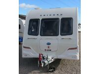 BAILEY UNICORN VALENCIA 2011 *FIXED BED* 4 BERTH