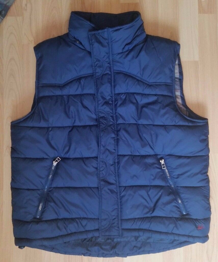 GILET MEN'S MANTARAY SIZE L NAVY