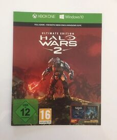 Halo wars 2 and season pass ultimate edition digital download for Xbox one and windows 10 pc