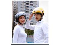 AI Voice Assist Dual Camera Bluetooth Smart Helmet
