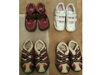 Clarks girls shoes & boots