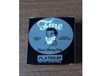 Fine Platinum Classic Shaving Soap