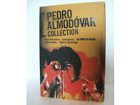 Pedro Almadovar 5 set DVD Collection