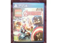LEGO AVENGERS GAME PS4
