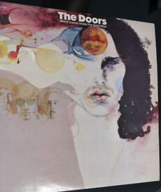 The Doors - Weird Scenes Inside the Gold Mine (Double LP) & Other Voices