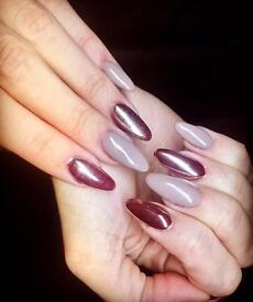 Gel/ Acrylic/Shellac nails